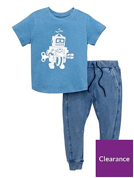 mini-v-by-very-boys-robot-tee-amp-pant-set