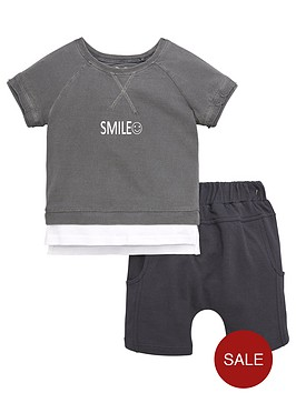 mini-v-by-very-layered-smile-tee-and-short-set