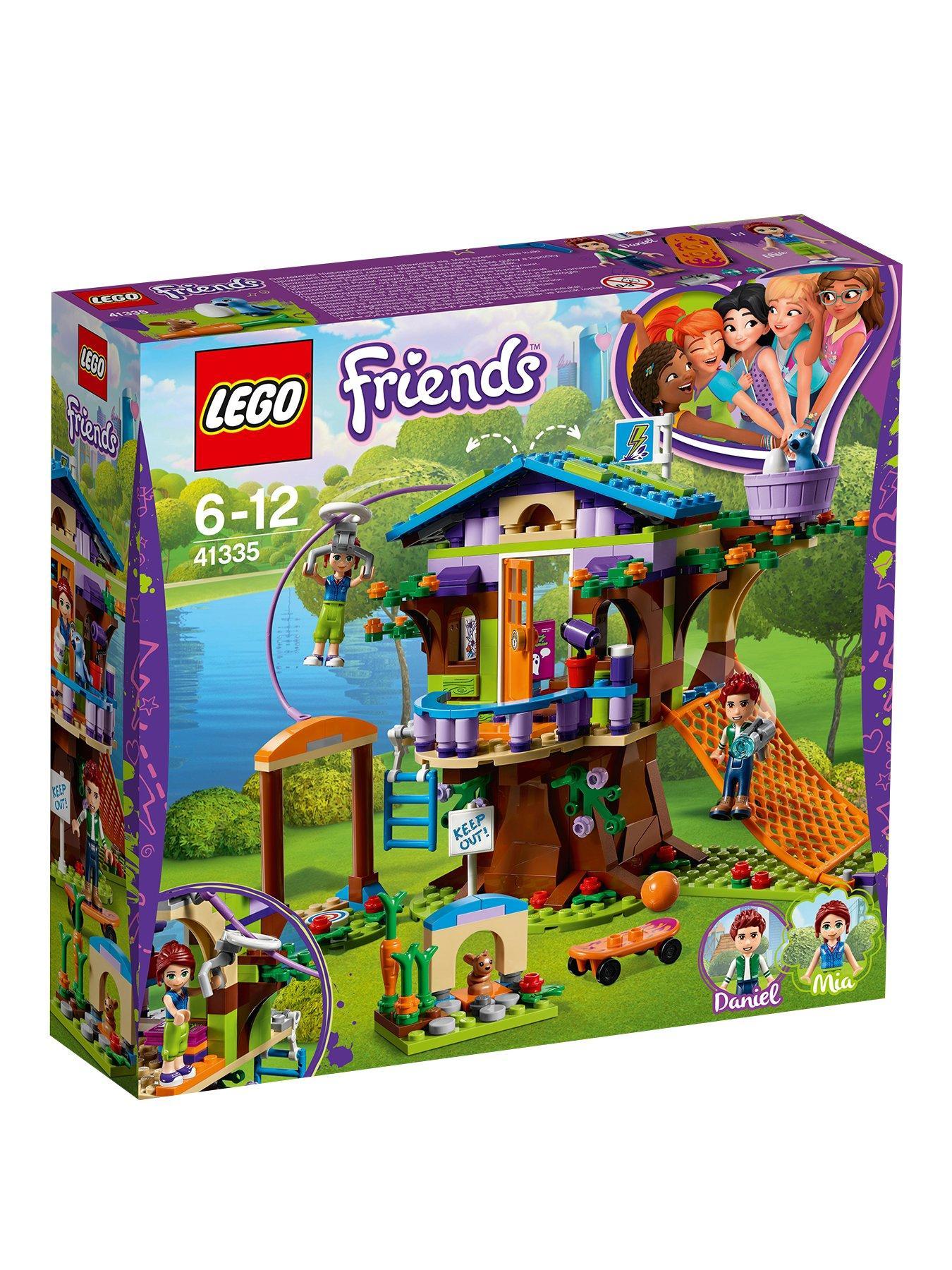 LEGO ® Minifigs-Friends-Frnd 267-Stephanie 41347