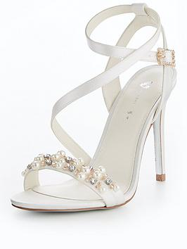 v-by-very-lexy-bridal-pearl-assymetric-heeled-sandal-ivory