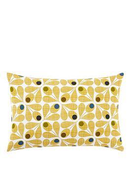 orla-kiely-house-acorn-cup-100-cotton-200-thread-count-pillowcase-pair