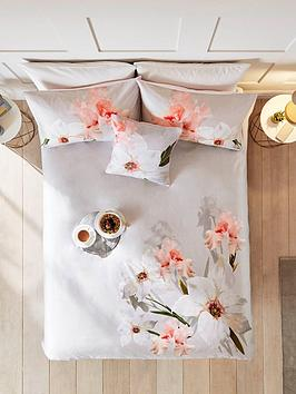 Ted Baker Ted Baker Chatsworth Bloom 100% Cotton Sateen 220 Thread Count  ... Picture