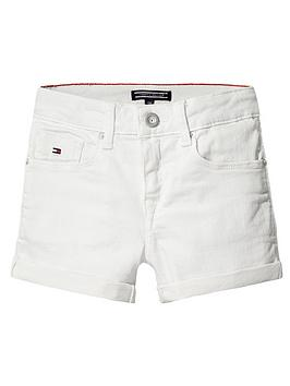 tommy-hilfiger-girls-skinny-denim-shorts