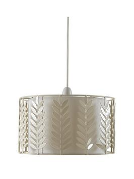 non-electric-leaf-pendant-lightshade