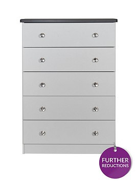 swift-napoli-ready-assembled-chest-of-5-drawers