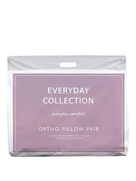Everyday Collection Everyday Collection Orthopaedic Support Pillow - Buy  ... Picture