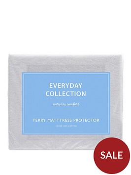 everyday-collection-terry-cotton-waterproof-mattress-protector