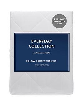 Everyday Collection Everyday Collection Cotton Percale Quilted Pillow  ... Picture