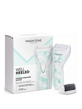 magnitone-london-well-heeled-express-pedicure-system-with-micro-crystal-roller-and-extra-buff-roller-head