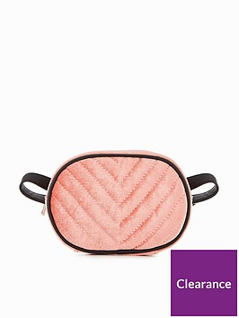 v-by-very-quilted-velvet-bumbag