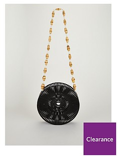 v-by-very-bamboo-circle-bag-black