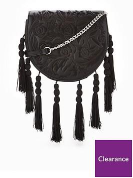 v-by-very-embroidered-tassel-crossbody-bag