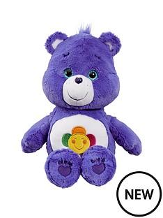 care-bears-medium-plush-harmony-bear