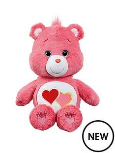 care-bears-medium-plush-love-a-lot-bear