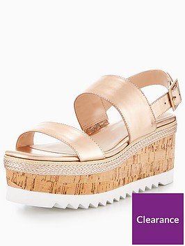 v-by-very-ariana-flatform-wedge-sandal-rose-gold
