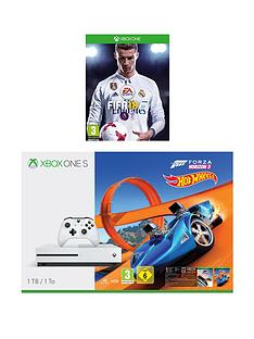 xbox-one-s-1tb-console-with-forza-horizon-3-hot-wheels-12-months-live-and-fifa-18