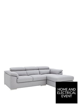 brady-3-seater-right-hand-fabric-corner-chaise-sofa