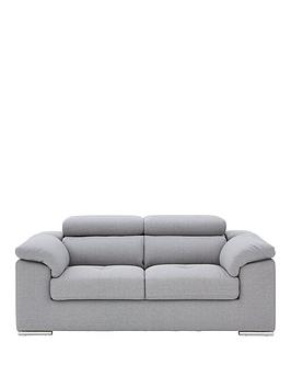 Very Brady 2 Seater Fabric Sofa Picture