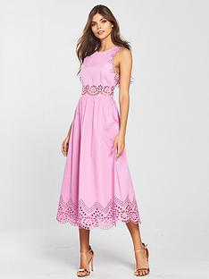 ted-baker-viiolet-a-line-midi-embroidered-dress