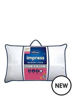 silentnight-silentnight-medium-impress-memory-foam-pillow