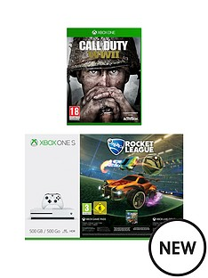 xbox-one-500gb-console-with-rocket-league-and-call-of-duty-wwii