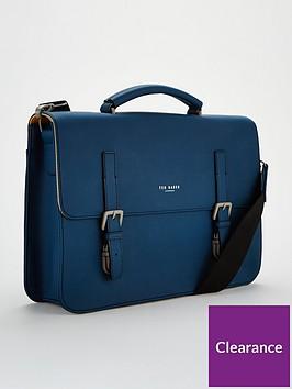 ted-baker-rubber-look-satchel