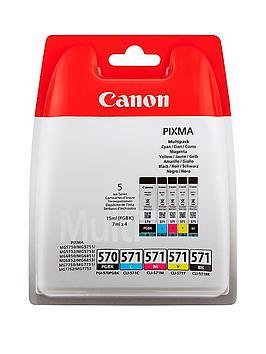 Canon   Pgi-570/Cli-571 Multipack Ink