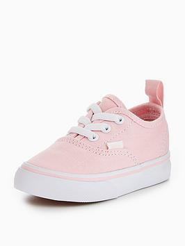 vans-vans-td-authentic-elastic-lace-infant-trainer