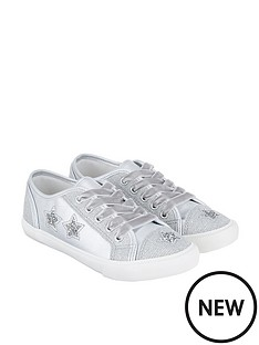 monsoon-shimmer-star-lace-up-trainer
