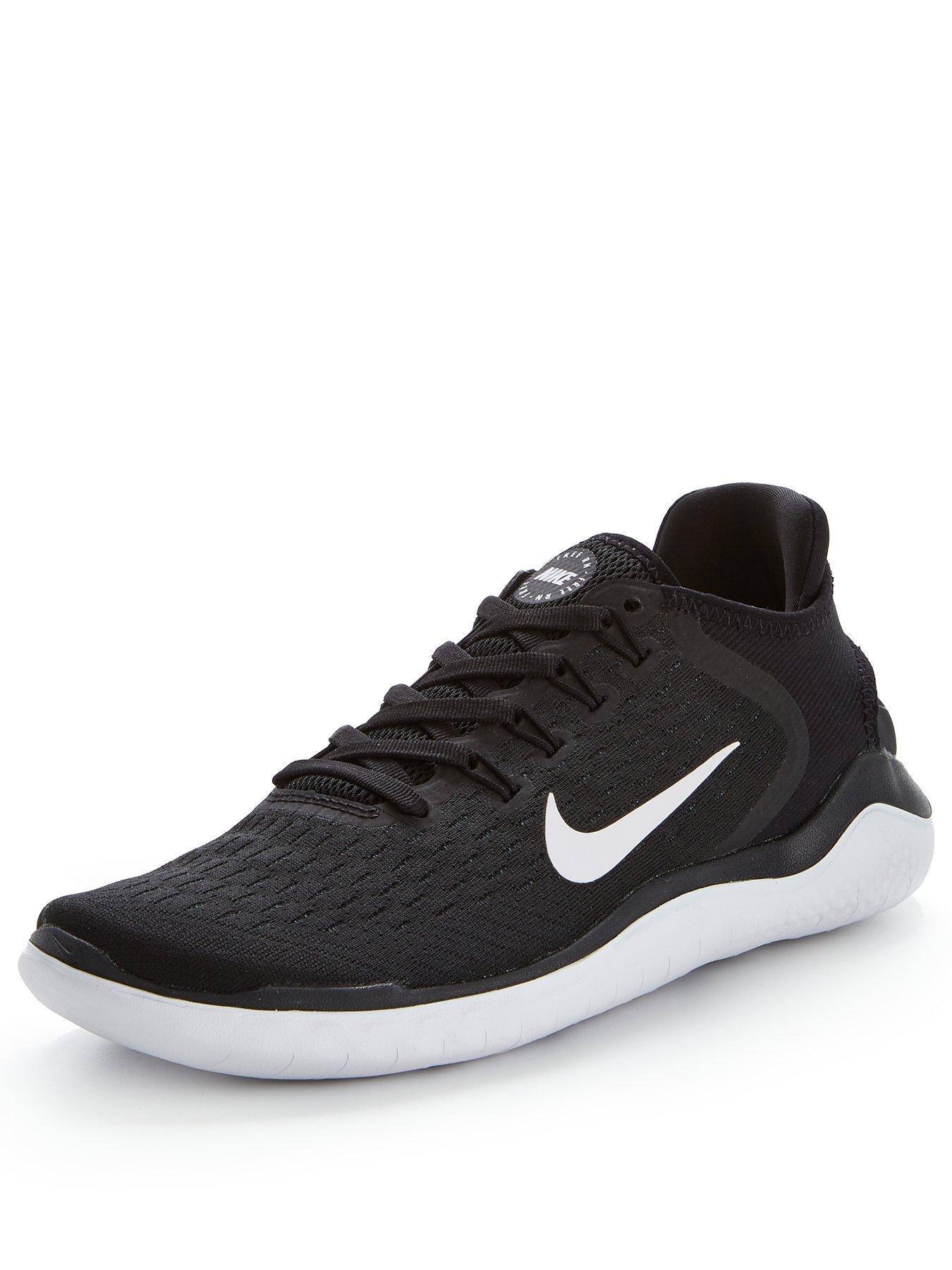 Nike Free RN 2018 - Black/White