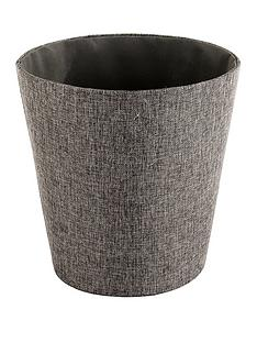 ideal-home-grey-waste-paper-bin