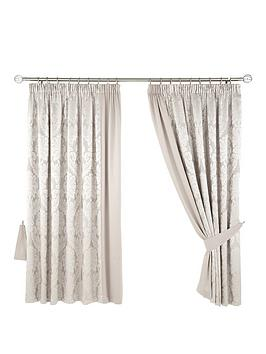 Very Boston Pencil Pleat Curtains Picture