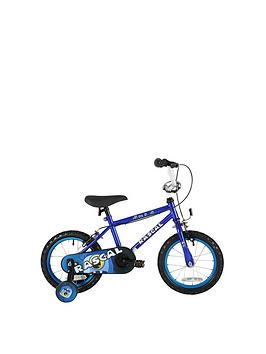c3de4260793ce6 Sonic Boys Rascal Bike 14 inch Wheel | littlewoods.com
