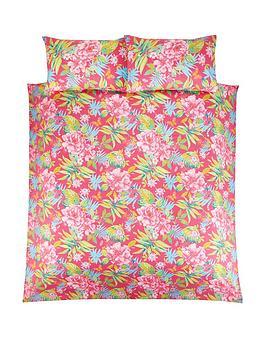 lola-floral-easy-care-duvet-cover-set