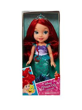 Disney Princess Disney Princess Disney Princess My First Toddler Doll Ariel Picture