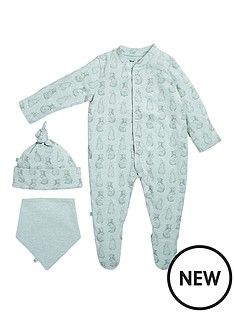 the-little-green-sheep-the-little-green-sheep-wild-cotton-organic-gift-set-rabbit-0-3months