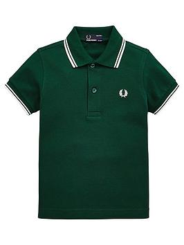 fred-perry-boys-twin-tipped-short-sleeve-polo-shirt