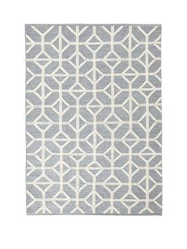 Very  Cammi Wool Knitted Rug