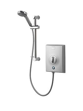 Aqualisa   Quartz 8.5Kw Electric Shower With Adjustable Head &Ndash; Chrome