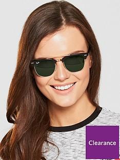 ray-ban-brow-bar-sunglasses-black