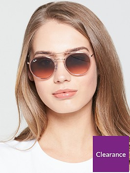 ray-ban-icons-sunglasses-pinkbrown