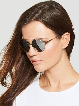 michael-kors-round-stone-detail-sunglasses-gold
