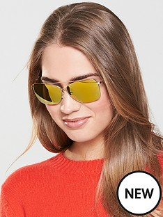 ralph-lauren-aviator-sunglasses-yellow