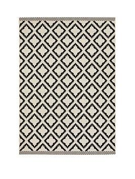 Very Kamina Indoor/Outdoor Flatweave Rug Picture