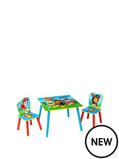paw-patrol-paw-patrol-table-and-2-chairs-set-by-hellohome