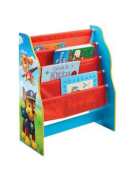Paw Patrol Paw Patrol Sling Bookcase By Hellohome Picture