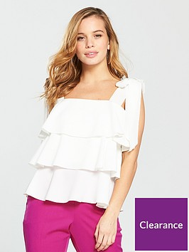 v-by-very-petite-petite-tiered-ruffle-blouse--nbspivorynbsp