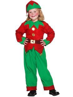 childs-elf-costume