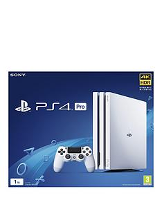 playstation-4-pro-pro-1tbnbspwhite-console-with-optional-extra-controller-andor-12-months-playstation-network