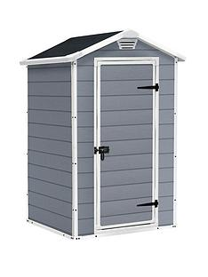 keter-4x3-apex-manor-resin-shed